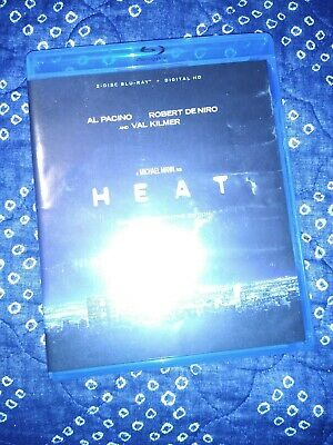 Heat - 1995 (Blu Ray, 2-Disc)