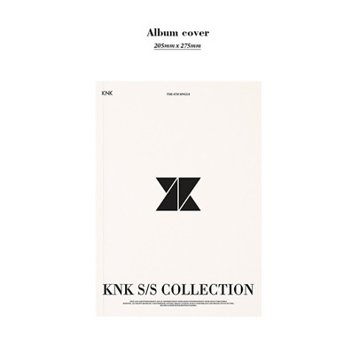KNK-S/S Collection-Single Album-CD/Photocard/Postcard/Tag Card-*Freebies*-Track