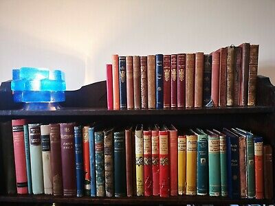 19th & early 20th century book collection ~ Some scarce ~ 1st ed rarities