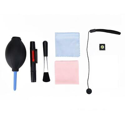 Professional 7 in 1 Lens Cleaning Kit Cleaner For Canon Nikon DSLR Camera New BS
