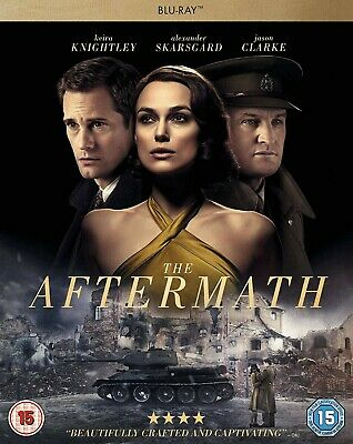 The Aftermath [2019]  Blu- Ray