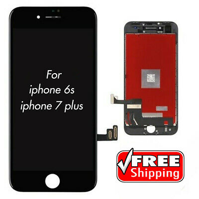For iPhone 7Plus 6s LCD Display Touch Screen Digitizer Replacement Assembly AAA+
