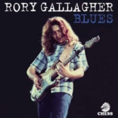 Rory Gallagher: Blues -Deluxe [Cd]
