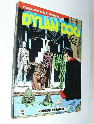 DYLAN DOG collezione BOOK 48 HORROR PARADISE