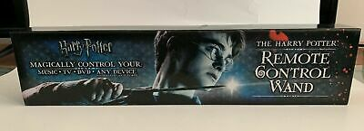NEW HARRY POTTER Remote Control Wand Official Noble Collection Universal