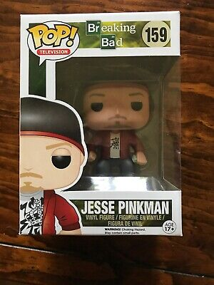 Funko Pop! Breaking Bad Jesse Pinkman 159