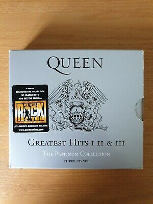 Queen - Platinum Collection, Vol. 1-3 (2006)