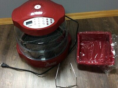 Nuwave Infrared oven pre-owned used very little