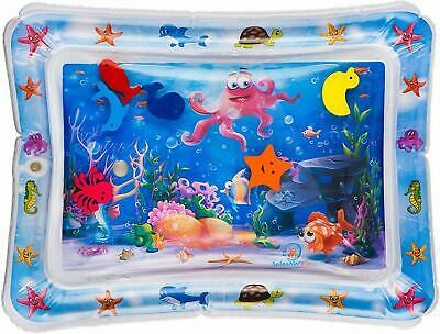 Splashin'kids Inflatable Tummy Time Premium Water mat Infants & Toddlers is