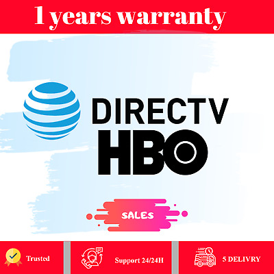 DirectTV account +150 channels + HBO ADD ON | 1 Year Warranty! +gift