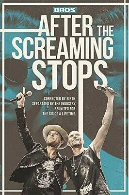 After The Screaming Stops (2019, DVD NUOVO) (REGIONE 1)