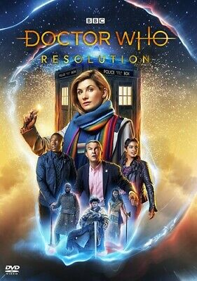 Doctor Who: Resolutions (2019, DVD NUOVO) (REGIONE 1)