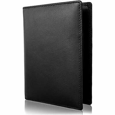 Passport Wallets Prime Sale Day Genuine Leather And Credit Card Holder RFID Slim