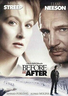 Before & After (1996) (2019, DVD NUOVO) (REGIONE 1)