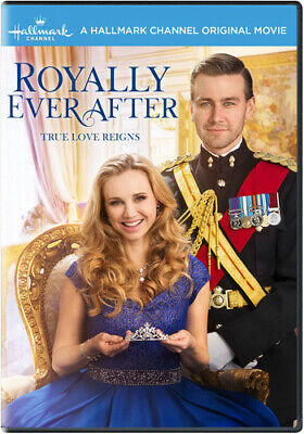 Royally Ever After (2019, DVD NUOVO) (REGIONE 1)