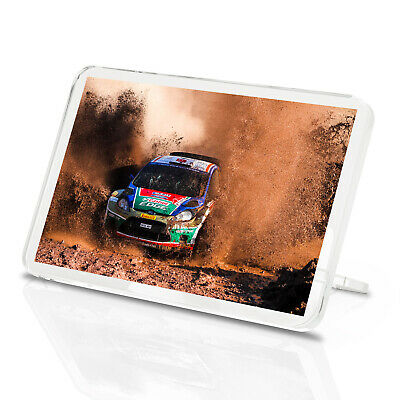 Awesome Rally Car Classic Fridge Magnet Drifting Racing Stunt Cool Gift #12531