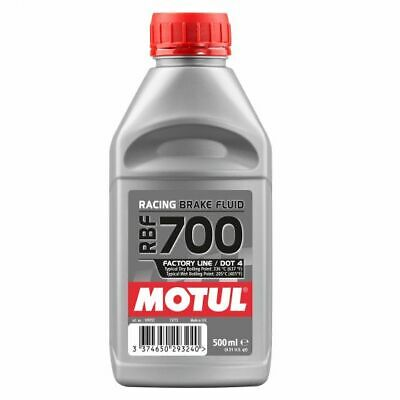 Motul RBF 700 Brake Fluid 500ml 109452 FACTORY LINE / DOT 4