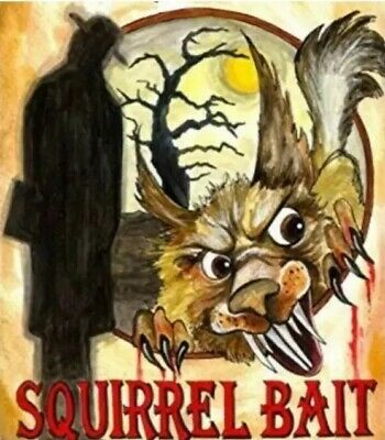 """""""This Stuff Really Works"""" Squirrel Bait / Poison 400+ Grams Bulk Pellets w/ Nuts"""