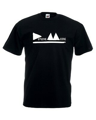 Depeche Mode Rock Music t shirt Unofficial