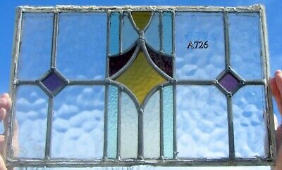 A726 Ca 1920s   Stained glass
