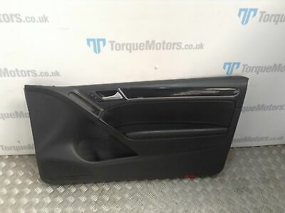 Volkswagen VW Golf GTD MK6 Drivers side front door card