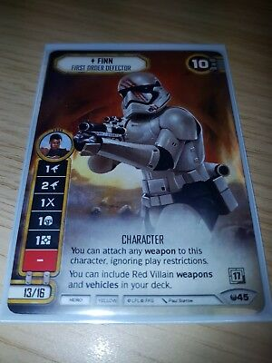 Your Eyes Can Deceive You STAR WARS DESTINY SPIRIT OF REBELLION