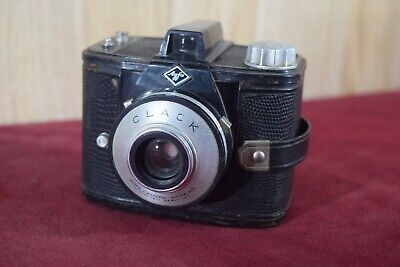 Collectable Vintage  AGFA Clack Werk AG Camera Made In Germany