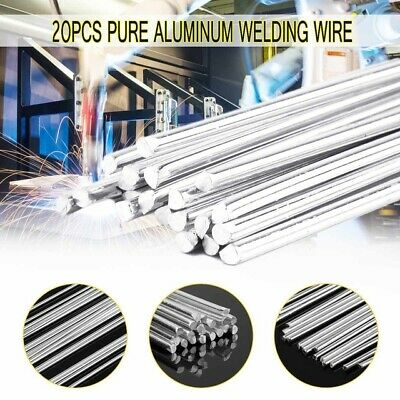 New Easy Aluminum Welding Rods 5/10/20/50Pcs 50cm AU