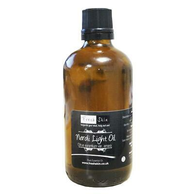 50ml Neroli Light Essential Oil - 100% Pure, Certified & Natural - Aromatherapy