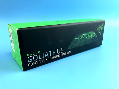 Razer Goliathus Control Fissure Edition Soft Gaming Mouse Mat - Small #2878