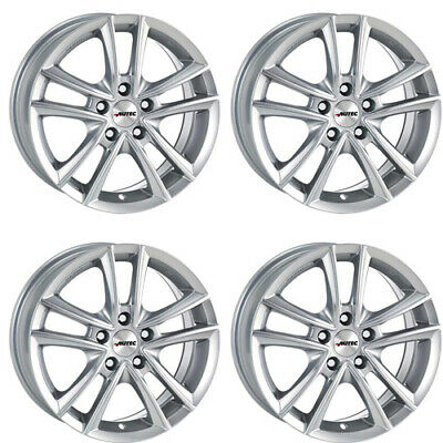 4 Autec YUCON wheels 6,5x15 5x114,3 SIL for Renault Fluence Megane Scenic