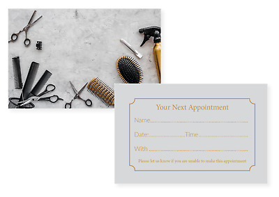 Appointment Cards for Hairdressers