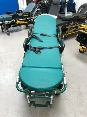 FERNO Pegasus Ambulance First Aid Stretcher in lime green