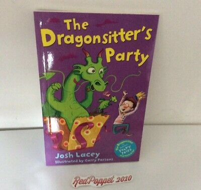The Dragonsitter's Party by: Josh Lacey - Paperback Book - New.