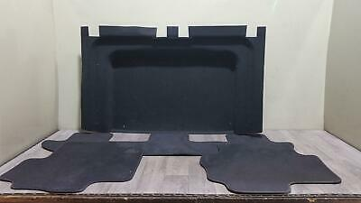 2016 VW SHARAN Floor Mats/Boot Liner Mk2  10-17