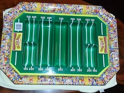 Old El Paso Football Serving Tray