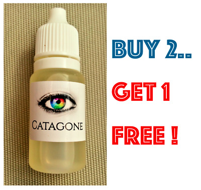 Cataract Eye Drops - 4% NAC Treatment Reverse Cataracts for People & Pets (10ml)