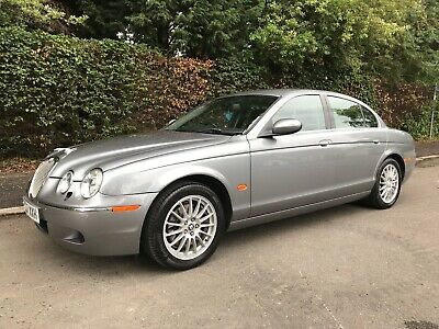 Jaguar s Type 2.7d xs,85k,2owners,Sat nav,2keys,Full history,stunning throughout