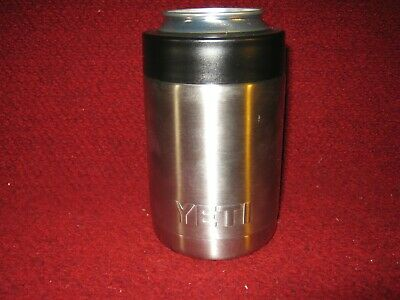 YETI  Insulated Rambler Series Drink Holder for Warm or Cold Beverages Coors Lt.