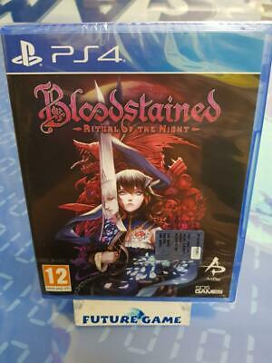 Bloodstained Ritual of the Night  - GIOCO Playstation 4 PS4 NUOVO SIGILLATO ITA
