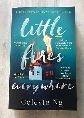 Little Fires Everywhere by Celeste Ng - Paperback 2018 NEW!