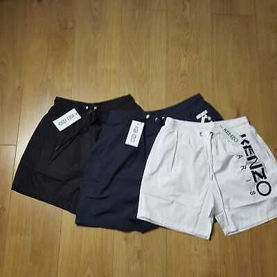 BNWT Men's Kenzo Swim Shorts, Colours: Black,Blue or White, All sizes
