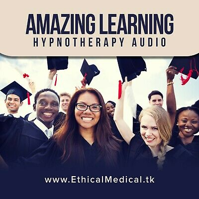 Unlock your Amazing Learning Potential Hypnotherapy