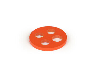 Ethanol Resistent Vespa Petrol Tap Washer - 4 Hole Made From Viton