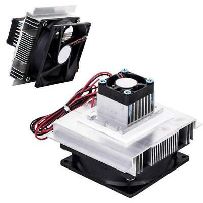 Lightweight Cooler Thermoelectric Refrigeration Cooling Power System DIY Useful