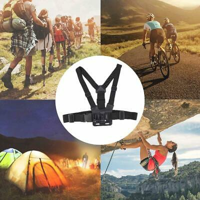 Adjustable Elastic Camera Chest Strap Harness Mount For OSMO Action Sports Cam