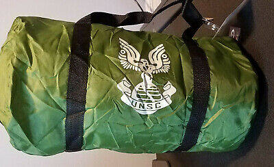 Halo UNSC Spartan Project Folding Duffel Bag From 2017 Out of Production