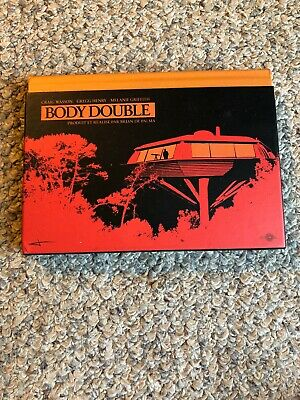 Brian DePalma - BODY DOUBLE (Carlotta Collector's Edition) Blu-Ray+Book+DVD OOP