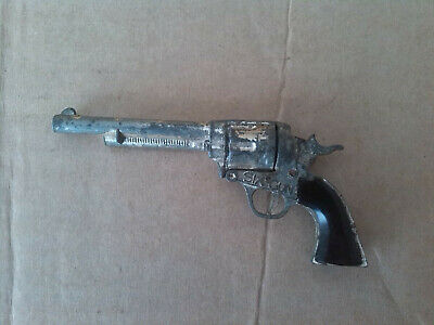 Vintage Six Gun Toy Made in England RARE