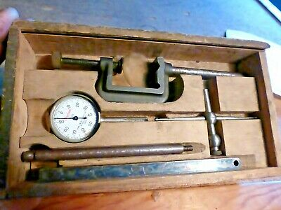 Dial Test Indicator Gauge by Starrett #196